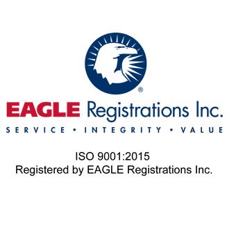 Eagle Registrations ISO:9001:2015